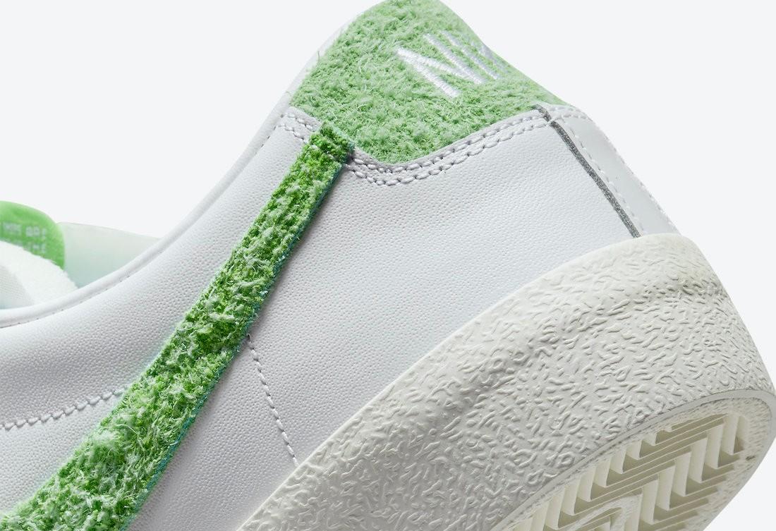 抢眼足球场配色!全新 Nike Blazer Low 近期即将发售!