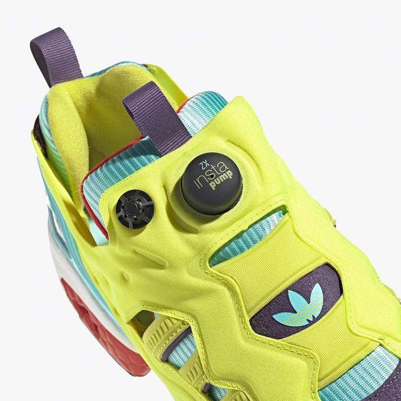 撞色鞋面超吸睛!Reebok x adidas 最新联名你打几分?